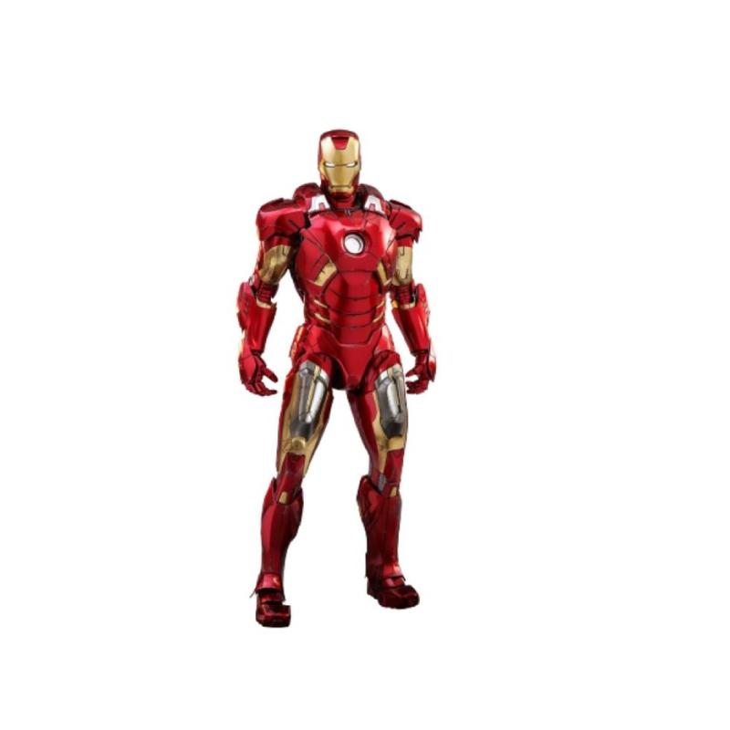 ฟิกเกอร์ Hot Toys Iron Man MK7: Avengers 1/6 Scale (Diecast) (Special Edition) Figure