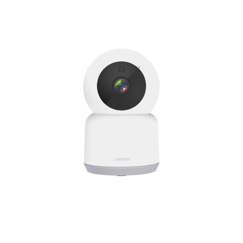 กล้องวงจรปิดไร้สาย Lamptan Smart 360° WiFi Camera