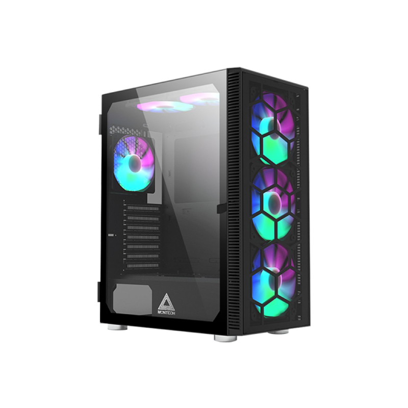 เคส Montech X3 GLASS Computer Case