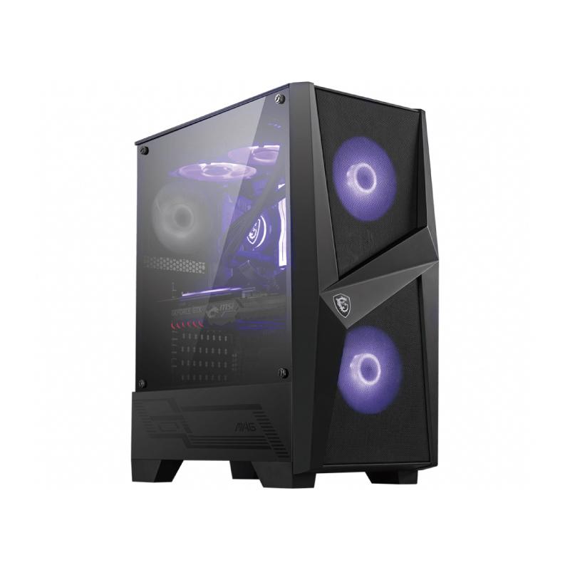 เคส MSI MAG FORGE 100M Computer Case