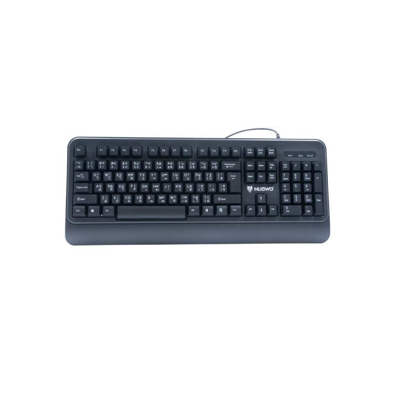 คีย์บอร์ด Nubwo NK-16 Ordinary Keyboard
