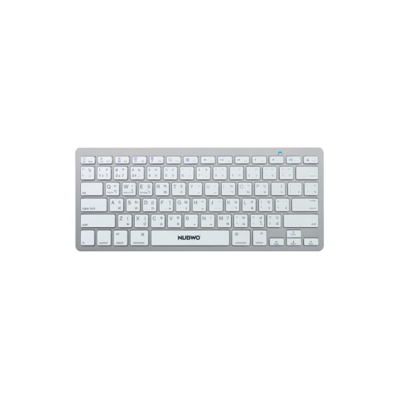 คีย์บอร์ด Nubwo NKB-101 Eteon Wireless Keyboard