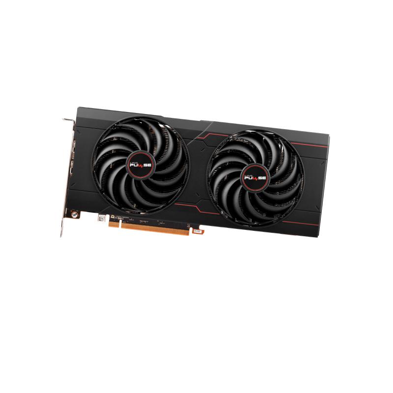 การ์ดจอ Sapphire PULSE AMD Radeon RX 6700 XT Gaming OC VGA