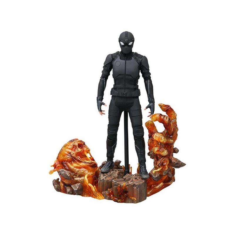 ฟิกเกอร์ Hot Toys Spider Man: Far From Home 1/6 Scale (Stealth Suit) (Deluxe) Figure
