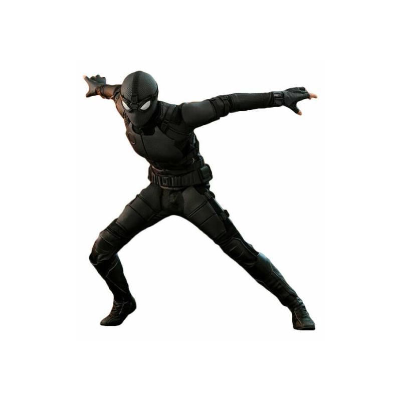 ฟิกเกอร์ Hot Toys Spider Man: Far From Home 1/6 Scale (Stealth Suit) Figure