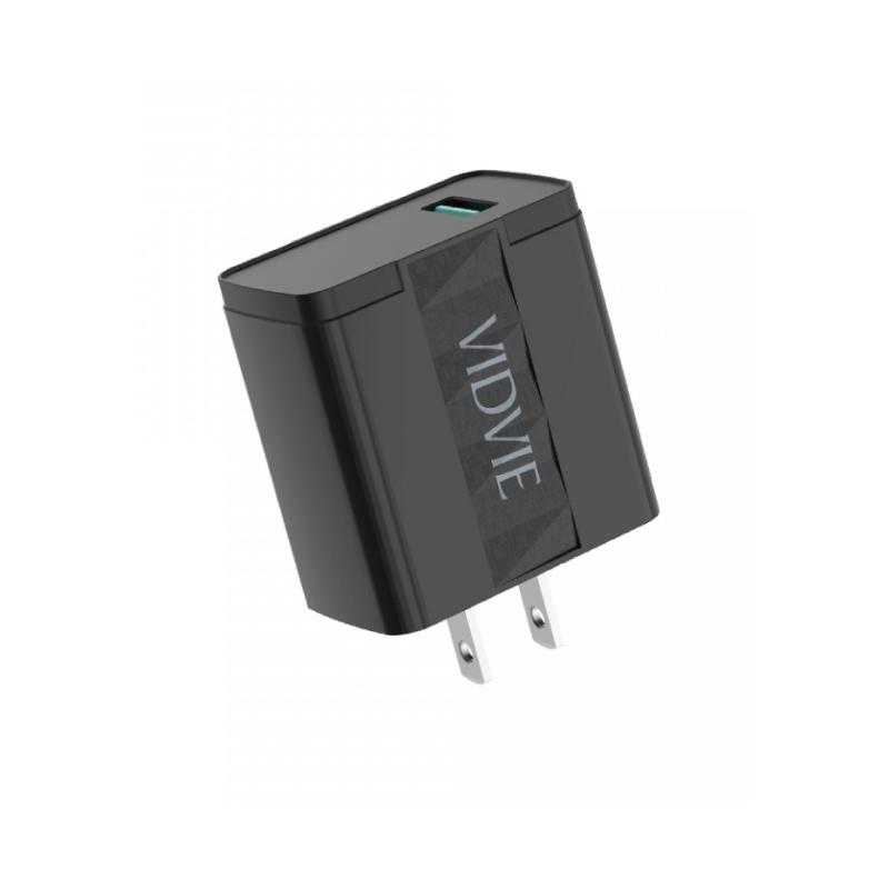 หัวชาร์จ VIDVIE PLM330Q QC3.0 22.5W Charger