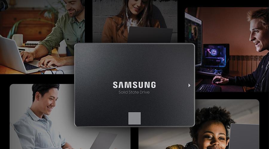 Samsung 870 EVO SATA III Solid State Drive ซื้อ