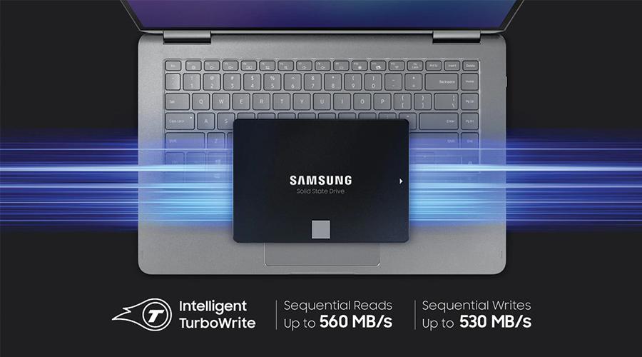 Samsung 870 EVO SATA III Solid State Drive SSD ภายใน