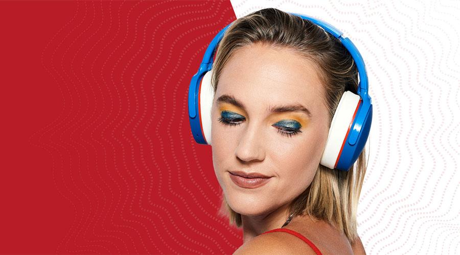 หูฟัง Skullcandy Hesh EVO Wireless Over Ear Headphone ราคา