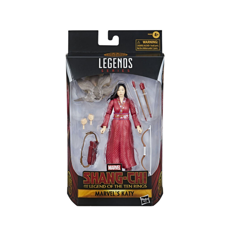 Hasbro Marvel Legends Series Shang-Chi and The Legends of The Ten Rings Marvel's Katy