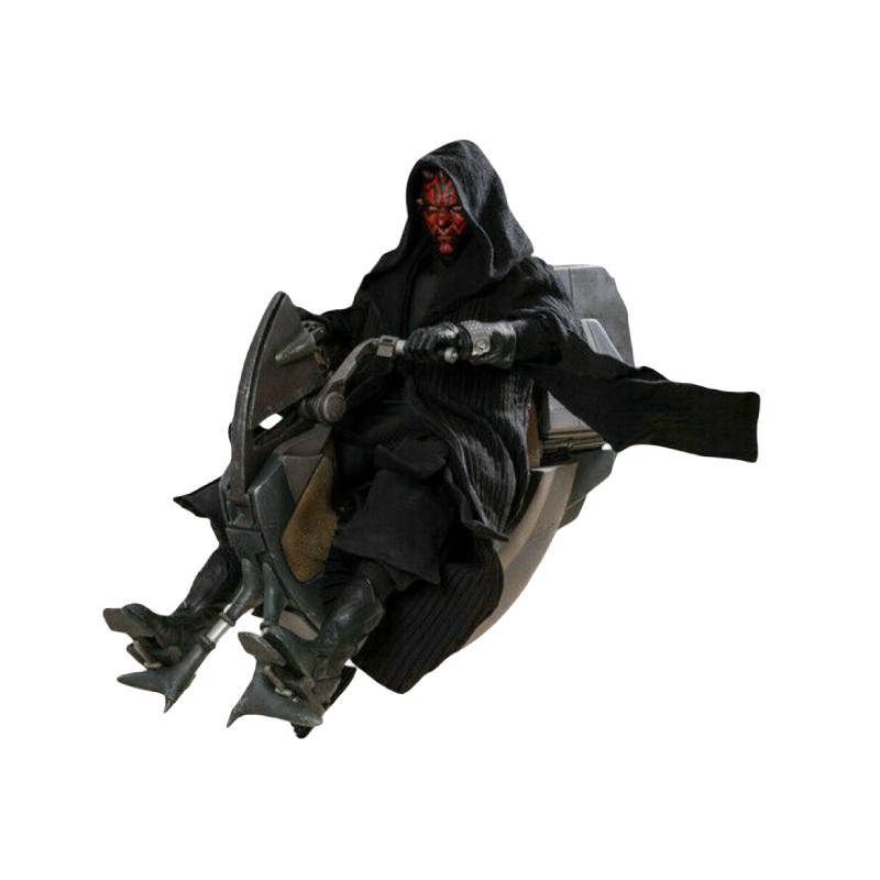 ฟิกเกอร์ Hot Toys Darth Maul with Sith Speeder: Star Wars EP1 The Phantom Menace 1/6 Scale Figure