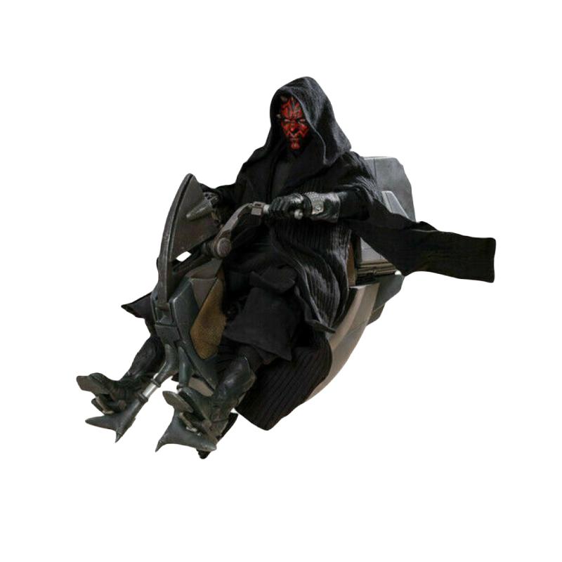 ฟิกเกอร์ Hot Toys Darth Maul with Sith Speeder: Star Wars EP1 The Phantom Menace (Special Edition) 1/6 Scale Figure