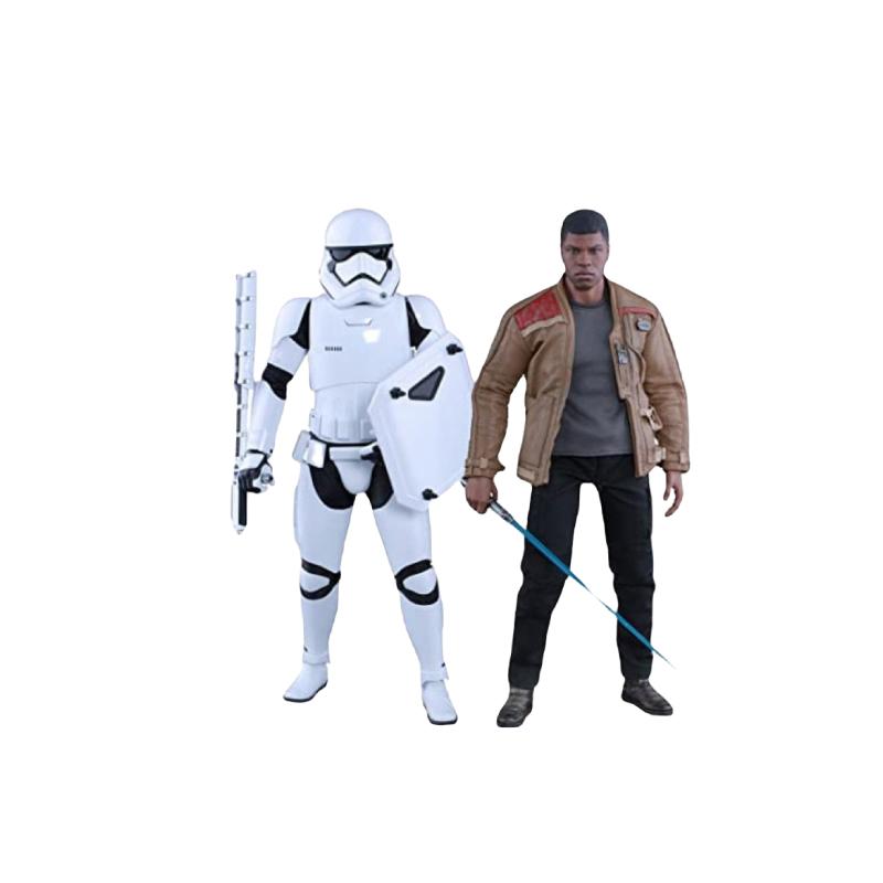 ฟิกเกอร์ Hot Toys Finn & Stormtrooper 1/6 Scale Figure