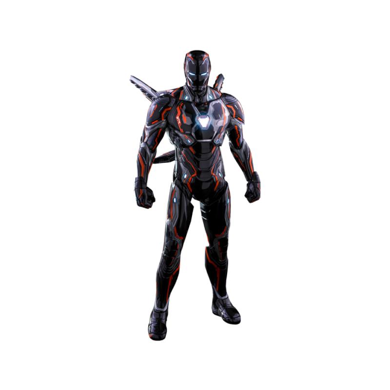 ฟิกเกอร์ Hot Toys Neon Tech Iron Man 4.0: Avengers Infinity War 1/6 Scale Figure