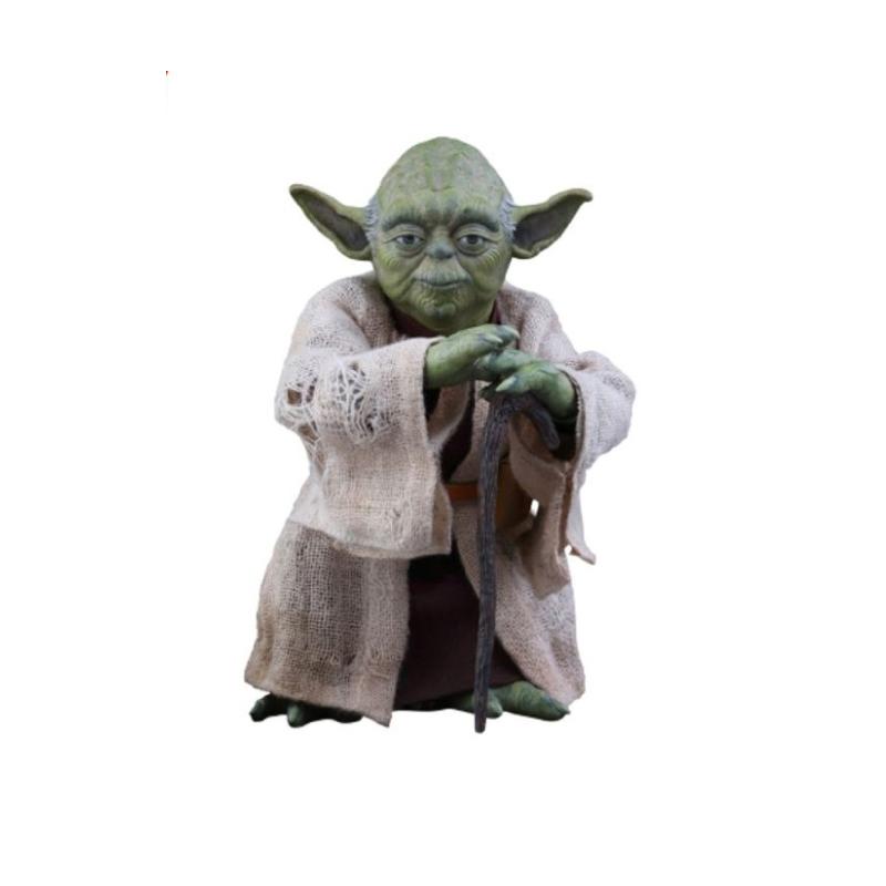 ฟิกเกอร์ Hot Toys Yoda: Star Wars EP5 1/6 Scale Figure