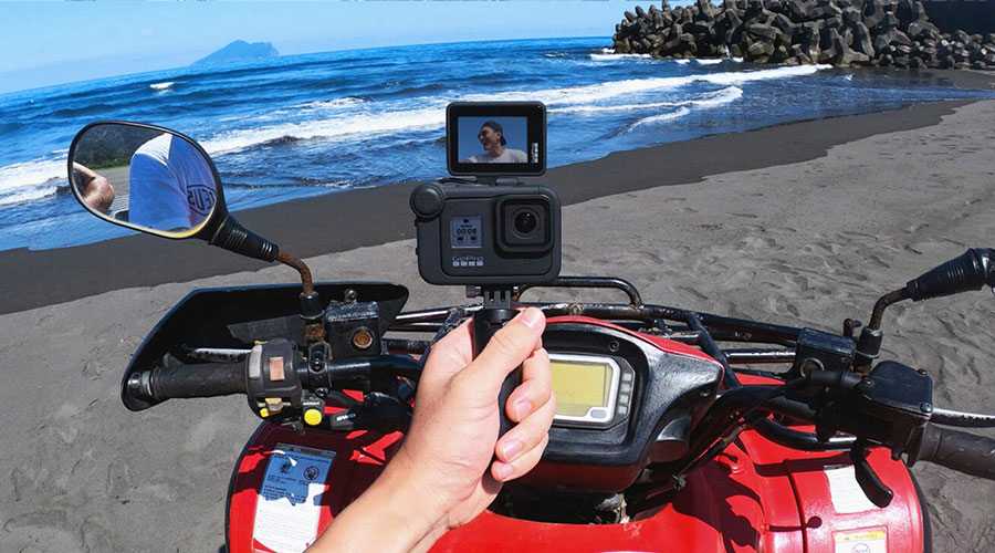 GoPro Display Mod หน้าจอเสริม อุปกรณ์เสริม โกโปร น่าซื้อ ใช้ดี