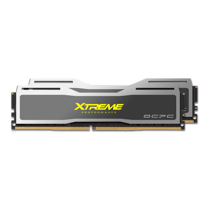 แรม OCPC 16GB (8GBx2) Xtreme RGB 3200MHz