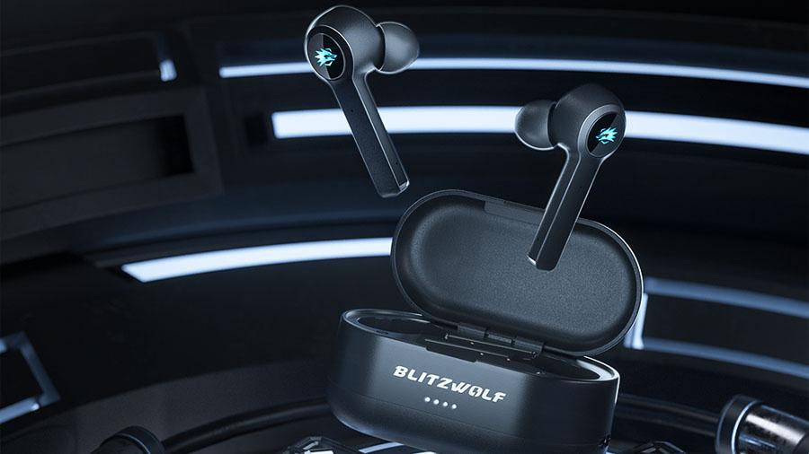 หูฟังไร้สาย Blitzwolf BW-FLB2 True Wireless รีวิวเสียง