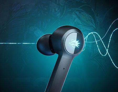 หูฟังไร้สาย Blitzwolf BW-FLB2 True Wireless ไมโครโฟน