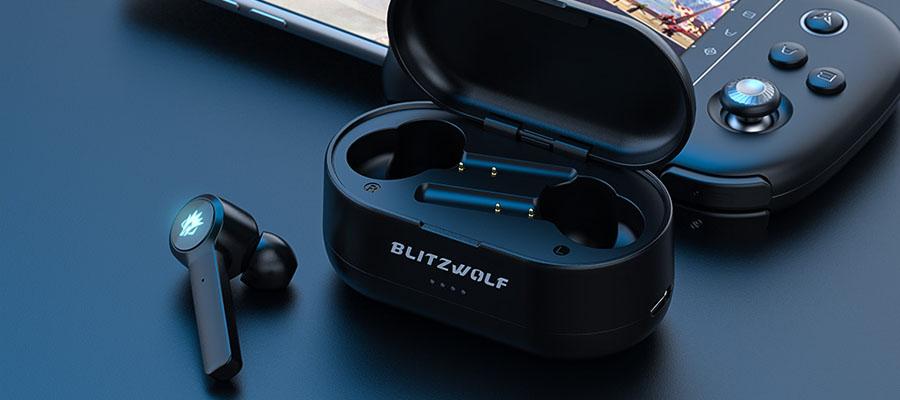 หูฟังไร้สาย Blitzwolf BW-FLB2 True Wireless ราคา