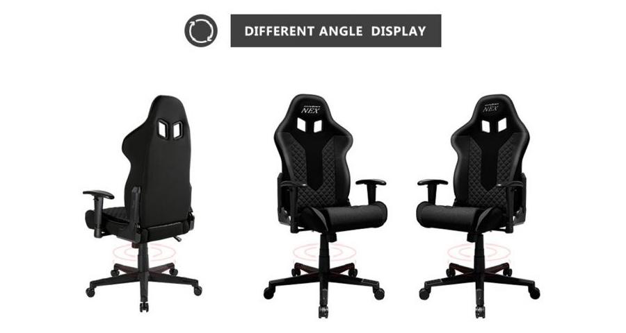 เก้าอี้เล่นเกม DXRacer Nex Gaming Chair สเปค