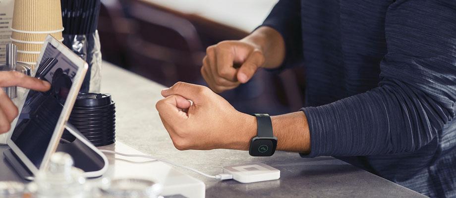 นาฬิกาออกกำลังกาย Fitbit Versa 2 Sport watch