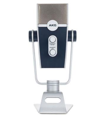 ไมโครโฟน AKG Lyra เปรียบเทียบ