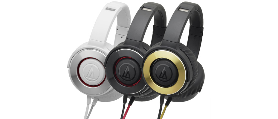หูฟัง Audio-Technica ATH-WS550iS Headphone ราคา