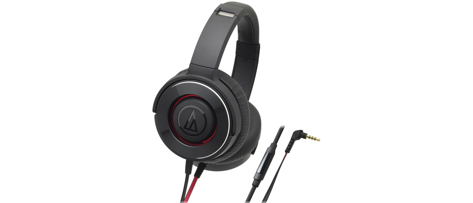 หูฟัง Audio-Technica ATH-WS550iS Headphone ขาย