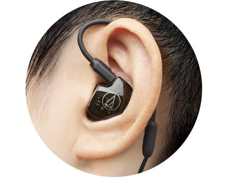 Audio-Technica ATH-IM03 อินเอียร์