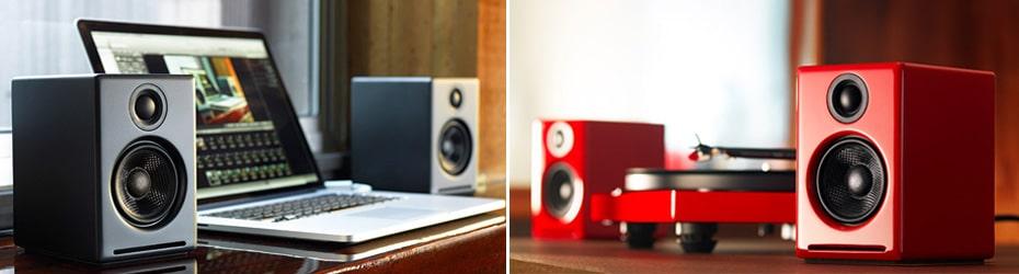 รีวิวลำโพง Audioengine A2+ Speaker