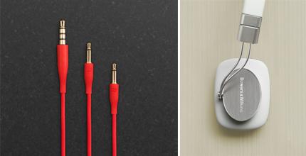 หูฟัง B&W P3 Headphone by Bowers & Wilkins