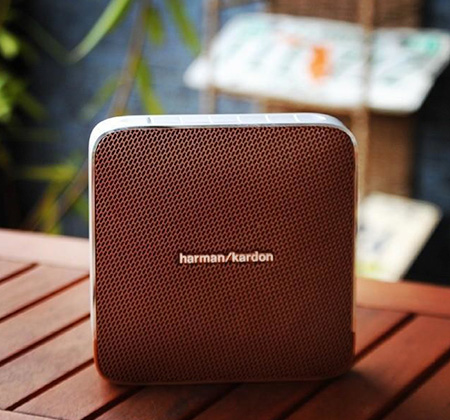 Harman Kardon Esquire Wireless สีน้ำตาล
