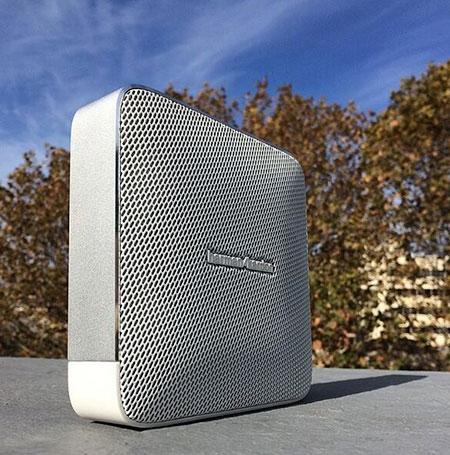 Harman Kardon Esquire Wireless สีเงิน