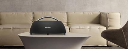 ลำโพง Harman Kardon Go + Play Bluetooth Speaker