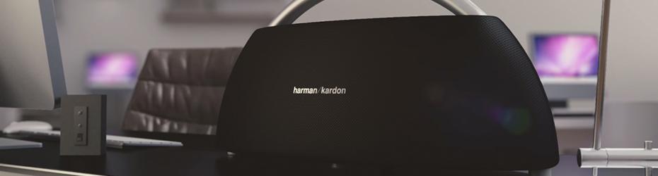 ลำโพง Harman Kardon Go + Play
