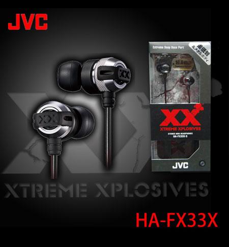 JVC HA-FX33X In-Ear รีวิว