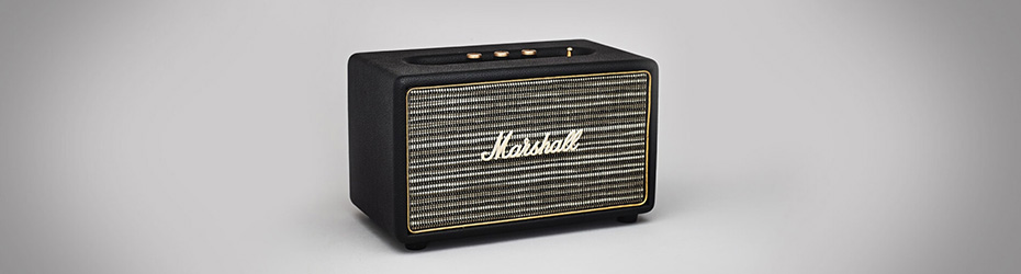 ลำโพง Marshall Acton Bluetooth Speaker