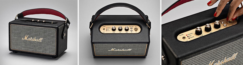 ลำโพง Marshall Kilburn Bluetooth Speaker