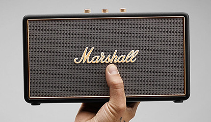 ลำโพงบลูทูธ Marshall Stockwell ขนาด