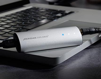 รีวิว Meridian Explorer 2 Portable DAC