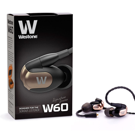 รีวิว Westone w60