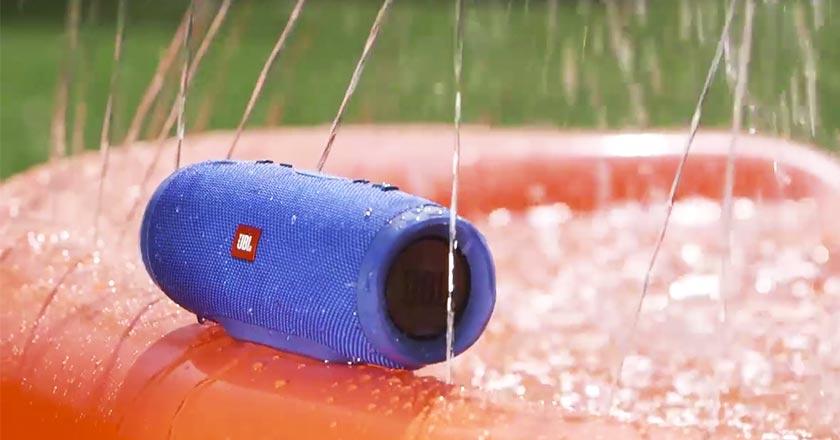 ลำโพง jbl-charge-3 กันน้ำ