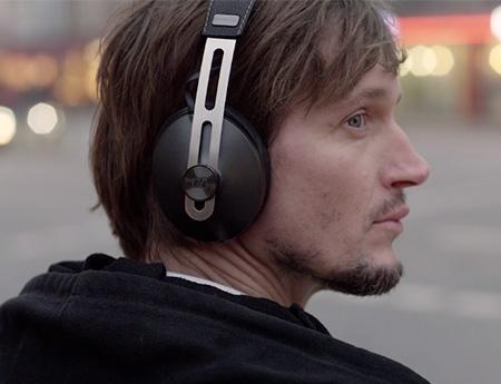 หูฟัง Sennheiser Momentum Wireless เสียง