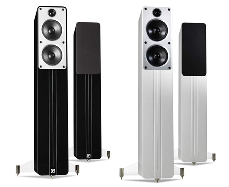 Q Acoustics Concept 40 รีวิว