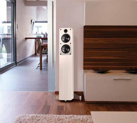Q Acoustics Concept 40 ลำโพง