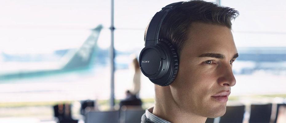หูฟังไร้สาย Sony MDR-ZX770BN Headphone ราคา