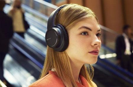 หูฟังไร้สาย Sony MDR-ZX770BN Headphone รีวิว