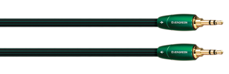 Audioquest Evergreen 3.5 mm (1M) รีวิว