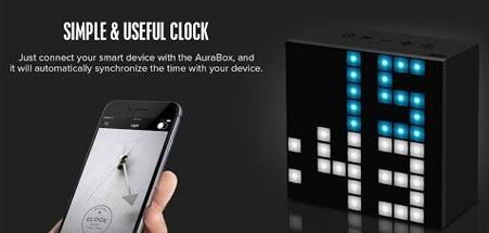 Divoom Aurabox Bluetooth รีวิว